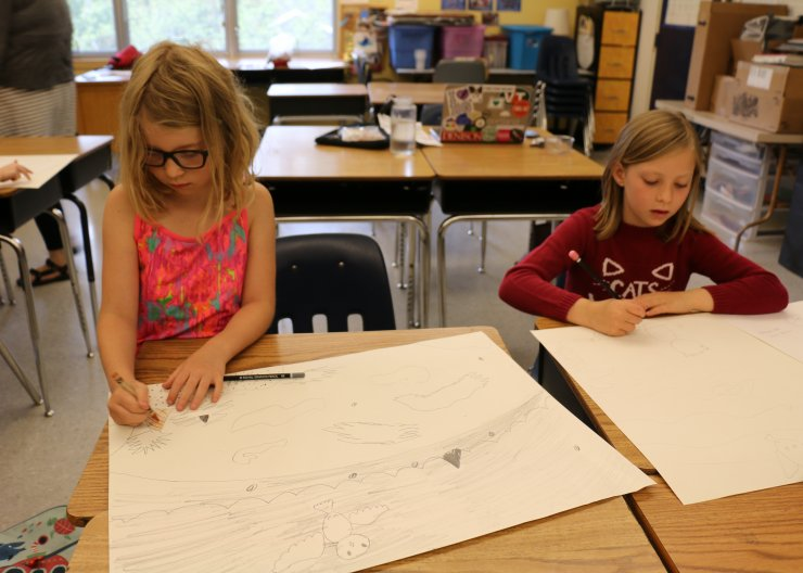 Art Camp: Draw & Sketch