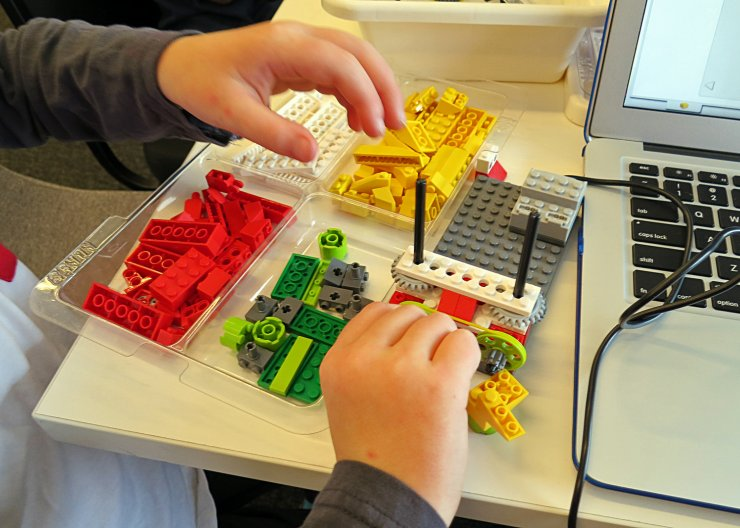 LEGO Real World Engineering