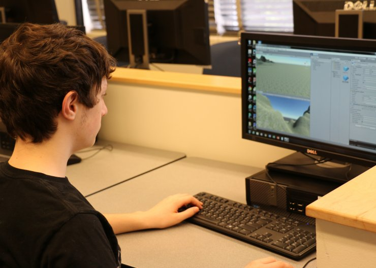 3D Game Creation Camp (8-12)