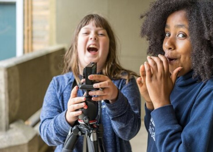 Saturday Academy Photography Camp: Empower