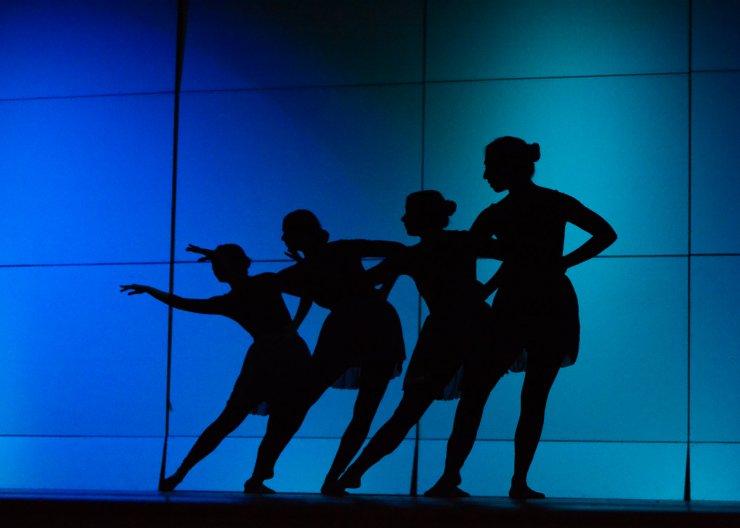 Saturday Academy's class Dance Through Time