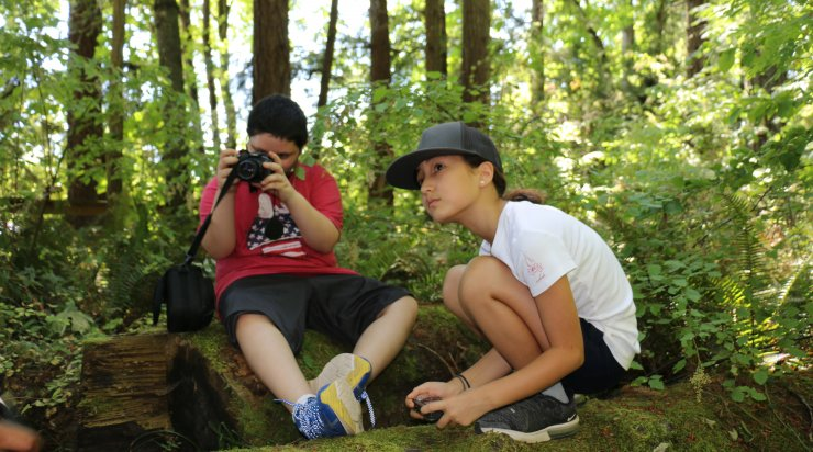 Art of Animals Camp: Drawing and Photography