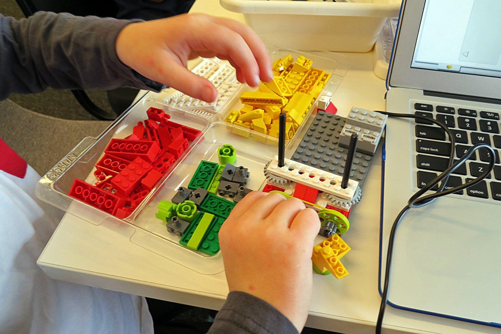 LEGO Real World Engineering