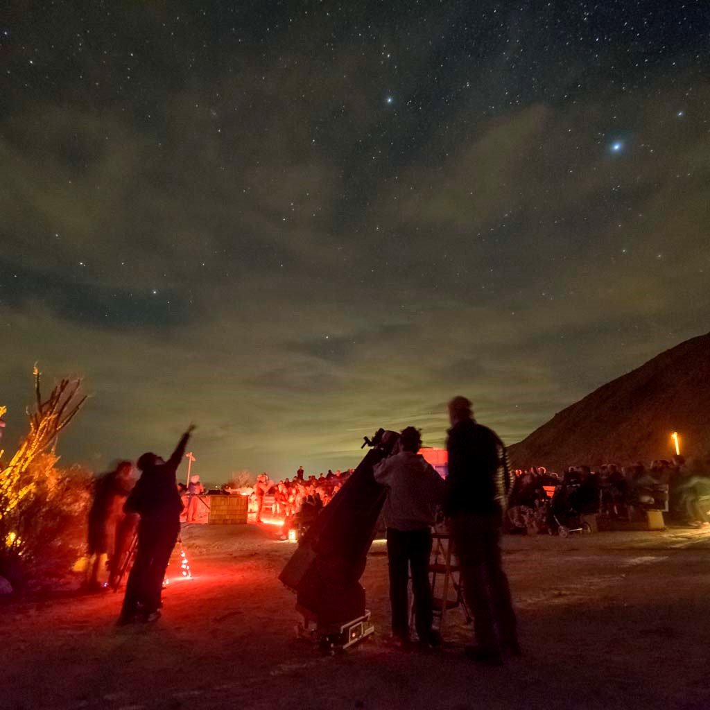 Starry sky, Astronomy 101 by Michael McKeag