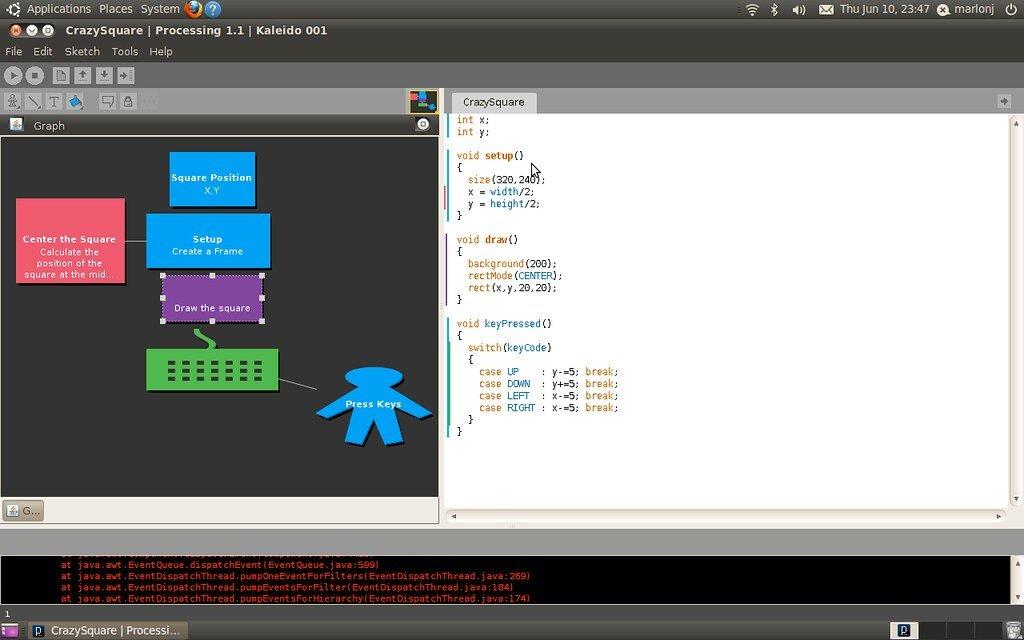 Java Processing Saturday Academy Class